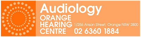 Orange Hearing Centre Logo